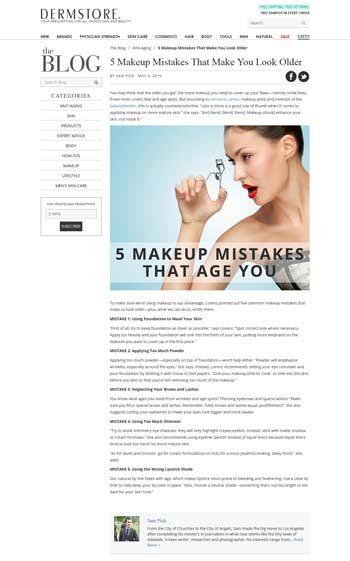 http://www.dermstore.com/blog/5-makeup-mistakes-that-make-you-look-older/